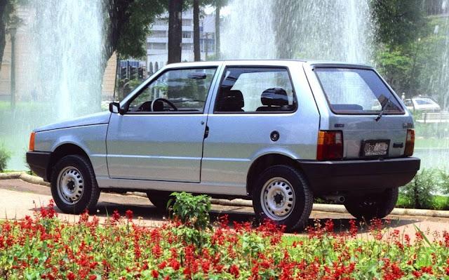 Fiat Uno - 3º carro usado mais vendido do Brasil