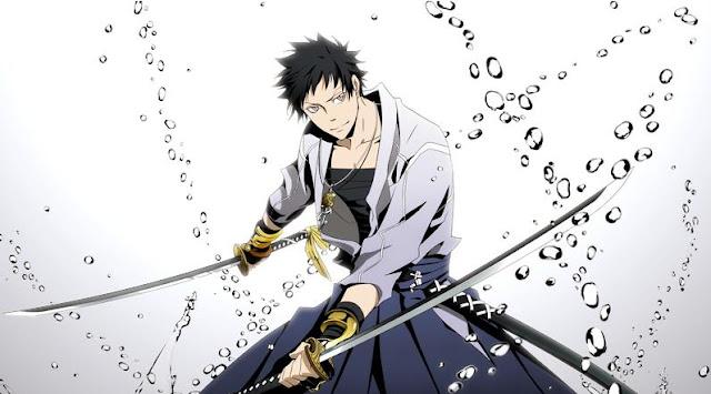 Karakter Anime Pengguna Kekuatan Elemen Air Terkuat Takeshi Yamamoto ( Katekyo Hitman Reborn )