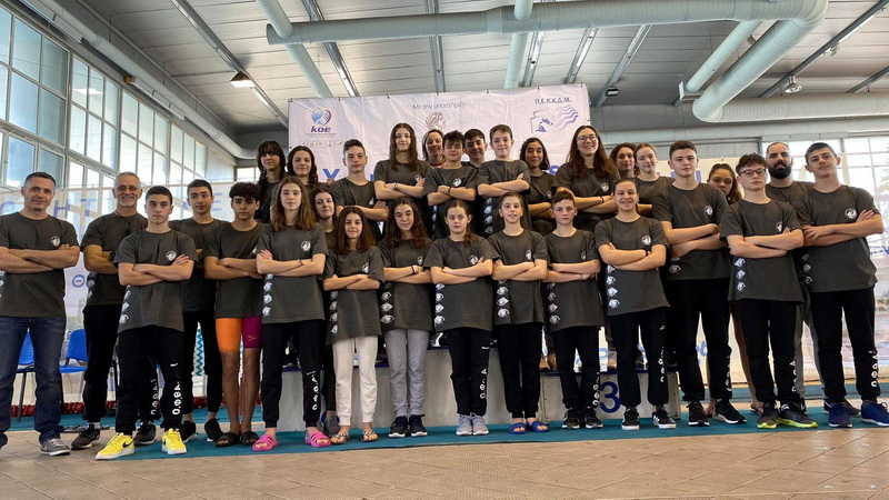 Με 46 αθλητές ο ΟΦΘΑ στα Πανελλήνια πρωταθλήματα Κλασικής και Τεχνικής Κολύμβησης