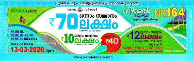 "KeralaLottery.info, ""kerala lottery result 13 3 2020 nirmal nr 164"", nirmal today result : 13/3/2020 nirmal lottery nr-164, kerala lottery result 13-03-2020, nirmal lottery results, kerala lottery result today nirmal, nirmal lottery result, kerala lottery result nirmal today, kerala lottery nirmal today result, nirmal kerala lottery result, nirmal lottery nr.164 results 13-3-2020, nirmal lottery nr 164, live nirmal lottery nr-164, nirmal lottery, kerala lottery today result nirmal, nirmal lottery (nr-164) 13/3/2020, today nirmal lottery result, nirmal lottery today result, nirmal lottery results today, today kerala lottery result nirmal, kerala lottery results today nirmal 13 3 20, nirmal lottery today, today lottery result nirmal 13-3-20, nirmal lottery result today 13.3.2020, nirmal lottery today, today lottery result nirmal 13-3-20, nirmal lottery result today 13.03.2020, kerala lottery result live, kerala lottery bumper result, kerala lottery result yesterday, kerala lottery result today, kerala online lottery results, kerala lottery draw, kerala lottery results, kerala state lottery today, kerala lottare, kerala lottery result, lottery today, kerala lottery today draw result, kerala lottery online purchase, kerala lottery, kl result,  yesterday lottery results, lotteries results, keralalotteries, kerala lottery, keralalotteryresult, kerala lottery result, kerala lottery result live, kerala lottery today, kerala lottery result today, kerala lottery results today, today kerala lottery result, kerala lottery ticket pictures, kerala samsthana bhagyakuri"