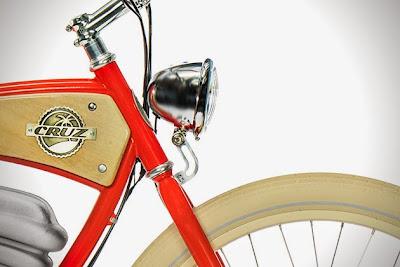 Bonita bicicleta vintage
