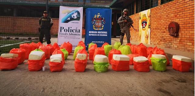 FRONTERA: 850 kilos de queso de contrabando incautados en zona fronteriza de Arauca Colombia frontera con Venezuela.