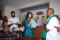 Sneha and Prasanna Pos at TN Farmers Financial istance  0004.JPG