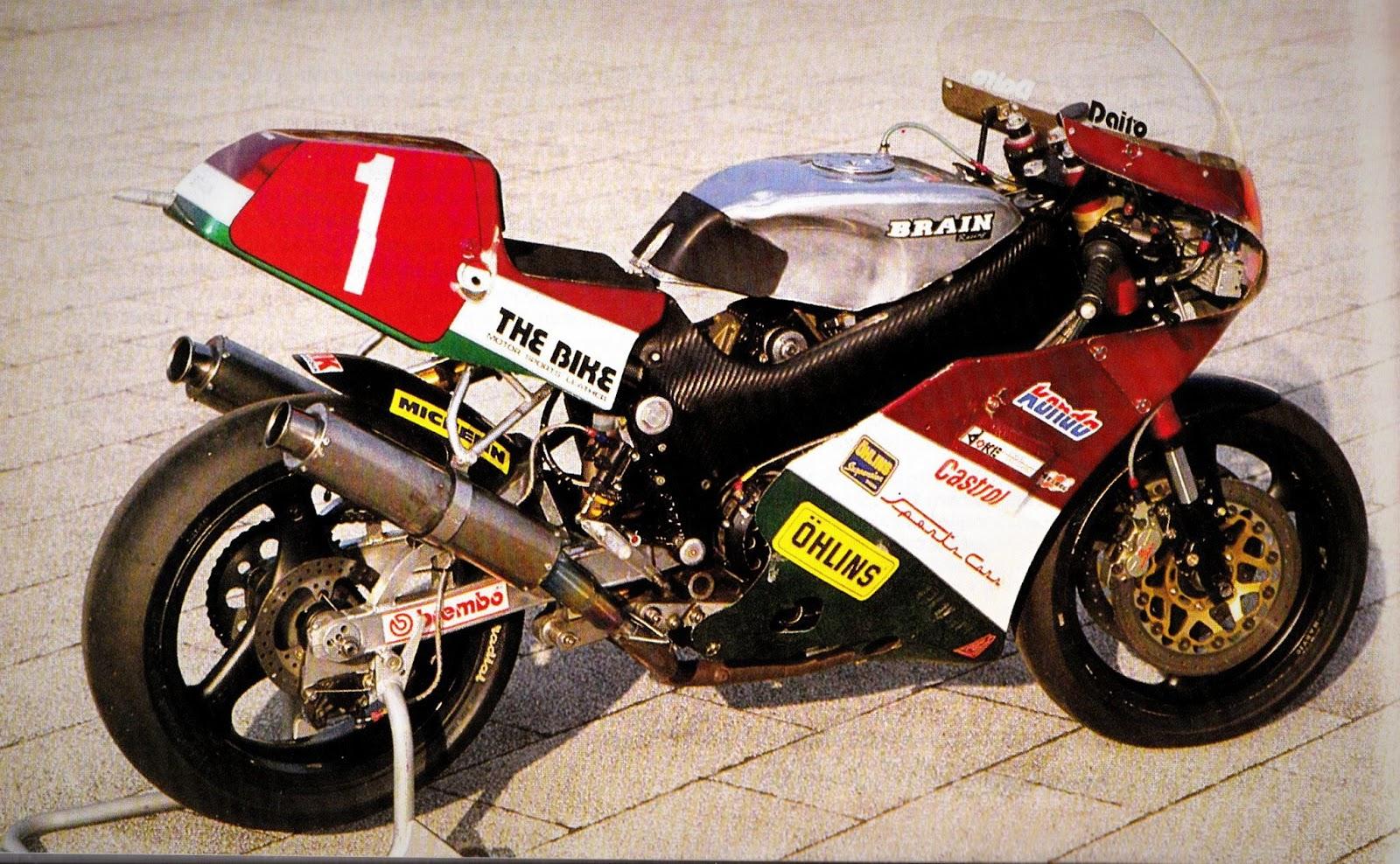 Brain Ducati CF 01 - RocketGarage - Cafe Racer Magazine