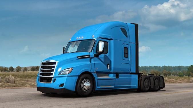 Freightliner Cascadia será o próximo caminhão do American Truck Simulator
