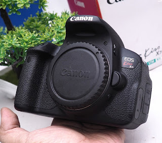 Jual Canon Kiss X7i ( Canon eos 700d ) Body Only