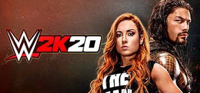 تحميل لعبة مصارعة WWE 2K20 للكمبيوتر
