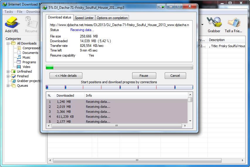 Télécharger Internet Download Manager v6 + crack + serial