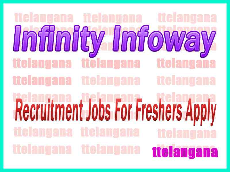 Infinity Infoway Recruitment Jobs For Freshers Apply