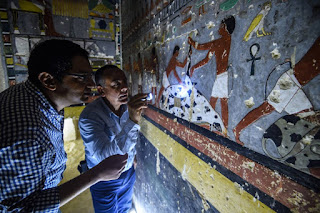 Ancient Egyptian Paintings