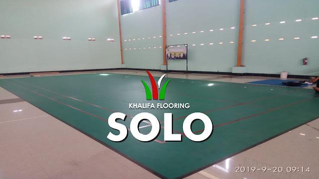Jual Karpet Lapangan Badminton Solo