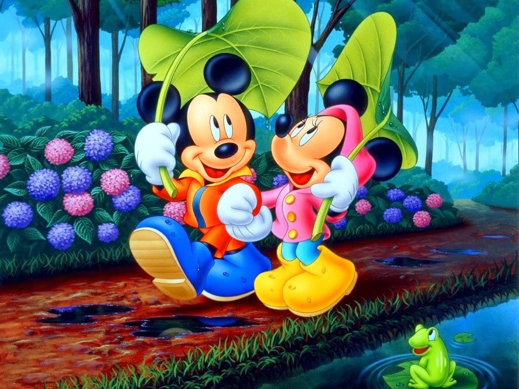 Galeri Koleksi Gambar Kartun Mickey Mouse