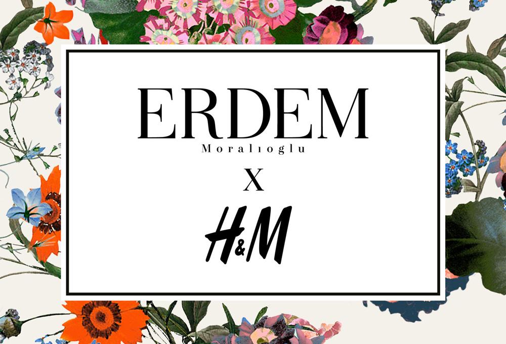 c85b27b1de94f Her sezon yeni tasarımcı işbirlikleri ile karşımıza çıkan H&M, önümüzdeki  sezon için moda severlerin çok sevdiği Londra merkezli tasarımcı ERDEM ile  ...
