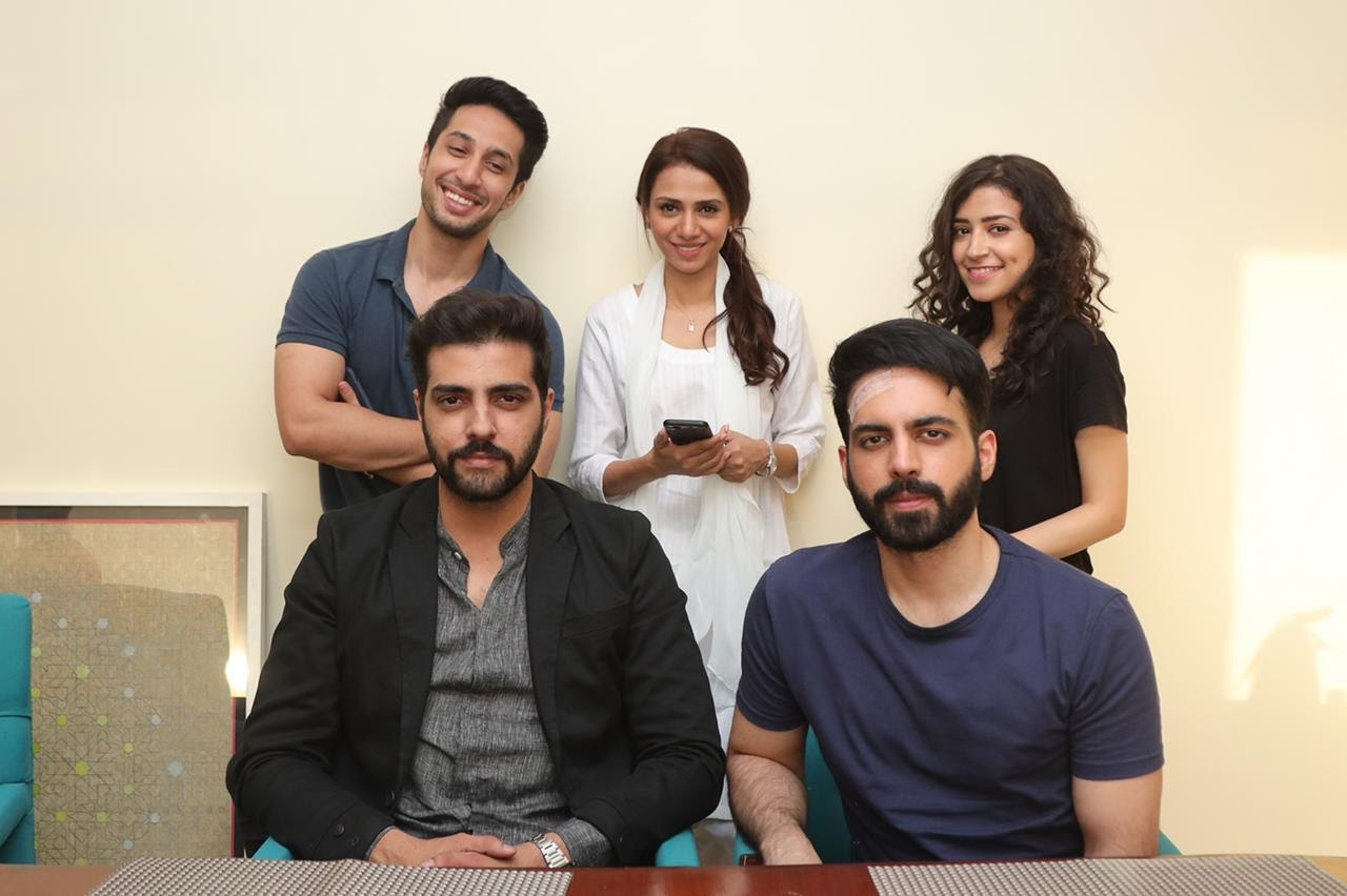 Furqan Qureshi Stars In New Upcoming Serial 'Gumn' Directed By Sarmad Khoosat