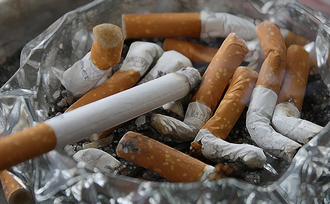 Shoking! Student expeled for smoking in school