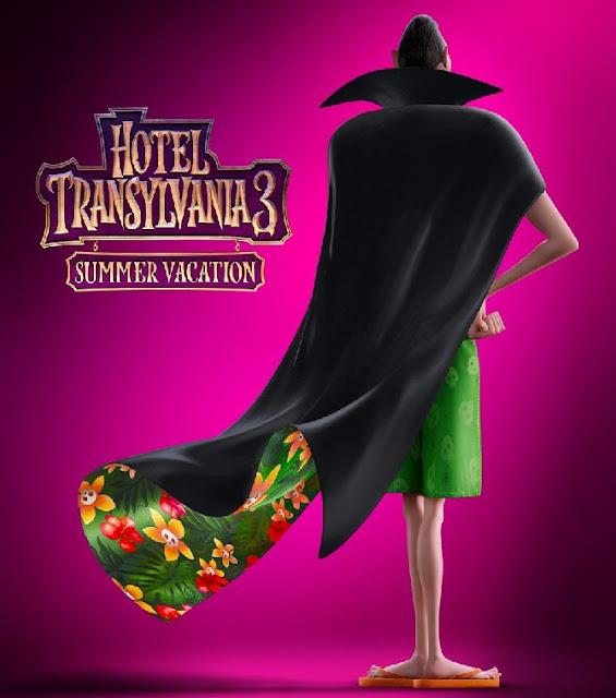 IMDB بالعربي فيلم الأنيميشن المنتظر و الإعلان التشويقي الجديد Hotel Transylvania 3: Summer Vacation
