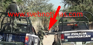 Hallan un ejecutado a balazos en Lazaro Cardenas Michoacan