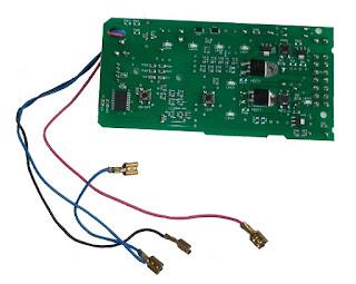 placa electronica de lavarropas Consul CWR600
