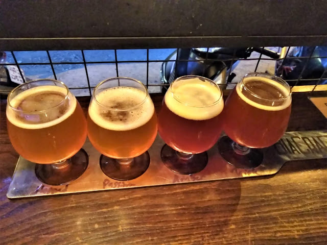 biacraft craft beer flight saigon ho chi minh vietnam