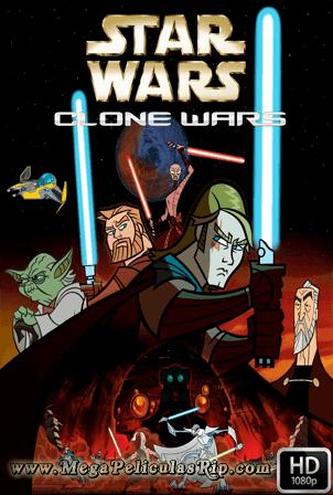 Star Wars Las Guerras Clon (2003) [1080p] [Latino-Ingles] [MEGA]