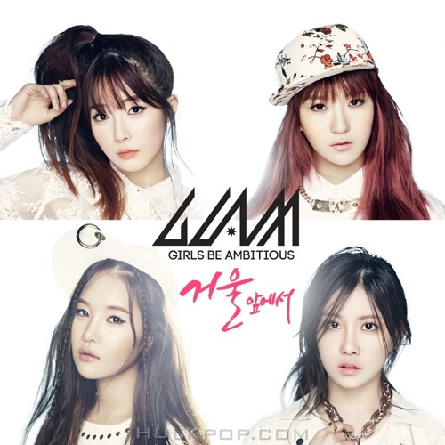GLAM – In Front of The Mirror – Single
