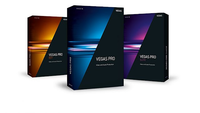 Sony Vegas Pro 2020 Free Download