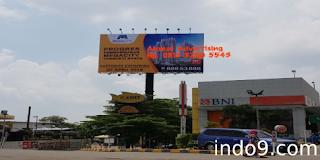 akmal advertising jasa pasang billboard di bekasi