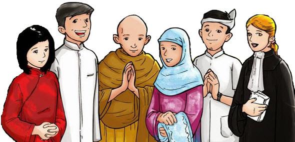 Pembedaan Agama