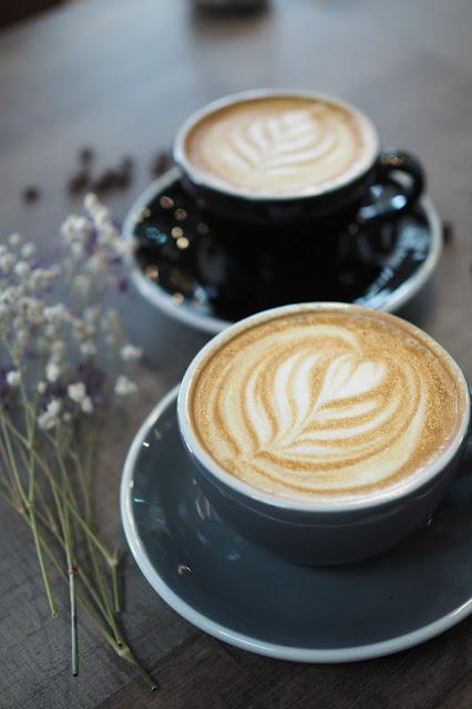 Singapore coffee latte art review