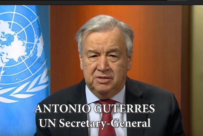 ΟΗΕ: «Νέα ΠΑΓΚΟΣΜΙΑ Συμφωνία Για Ανακατανομή Του Πλούτου – Απέτυχε Η Ελεύθερη Αγορά» (ΒΙΝΤΕΟ)