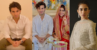 Shahroz Sabzwari Released a Video to Defend Marriage with Sadaf Kanwal