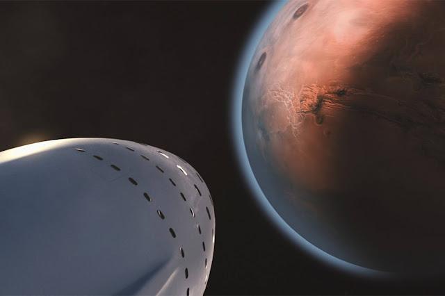 China Sukses Lakukan Pendaratan Zhurong, Pesawat Ruang Angkasa Nirawak di Mars.lelemuku.com.jpg