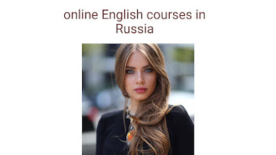 online English courses in Russia