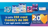 """Concorso """"Vinci la tua spesa 2020"""" : con Tempo, Tena, Nuvenia e Demak'Up vinci 232 Card Caddy's da 20 euro e 1 Card IKEA da 1000 euro"""