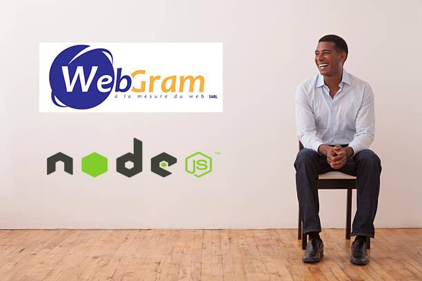 Développement web : Faut-il se tourner vers Node.JS à l'avenir ? WEBGRAM, meilleure entreprise / société / agence  informatique basée à Dakar-Sénégal, leader en Afrique, ingénierie logicielle, développement de logiciels, systèmes informatiques, systèmes d'informations, développement d'applications web et mobiles