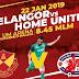 Live Streaming Selangor vs Home United 22.1.2019 Friendly Match
