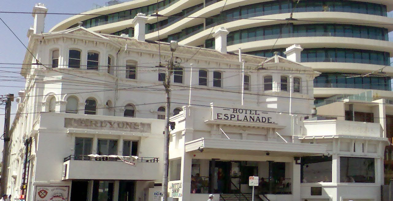 Hotel Esplanade - St Kilda