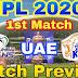 IPL 2020 First Match Full Analysis | Match Preview MI VS CSK IPL 2020