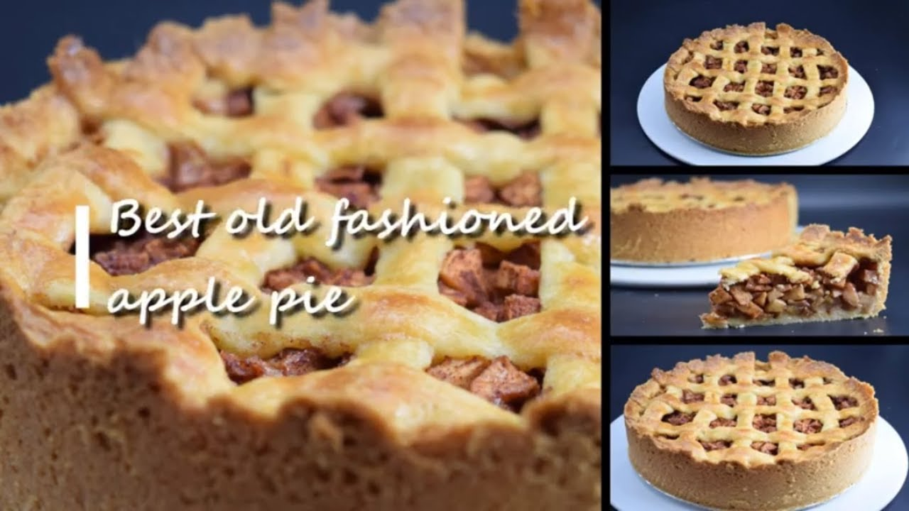Clafoutis Peren The Best Old Fashioned Apple Pie