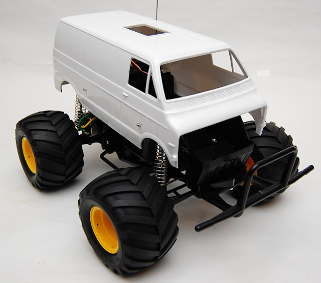 Tamiya Lunchbox hard body