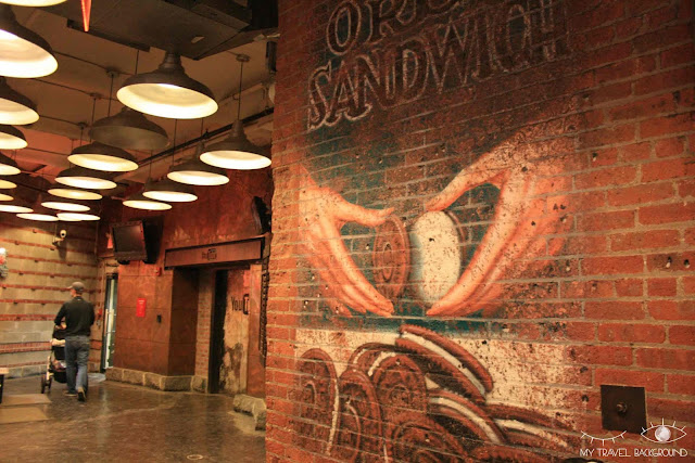 My Travel Background : Une semaine à New York - Chelsea Market