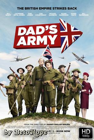 Dad's Army: El Peloton Rechazado [2016] [Latino-Ingles] HD 1080P [Google Drive] GloboTV