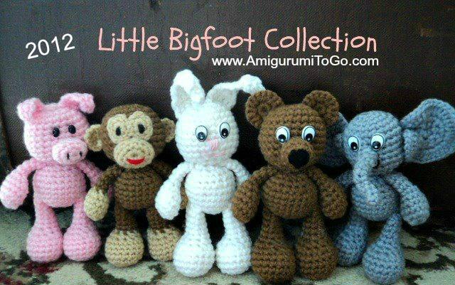 Amigurumi Knitting Tutorial : Tutorial winnie the pooh amigurumi how to crochet winnie the