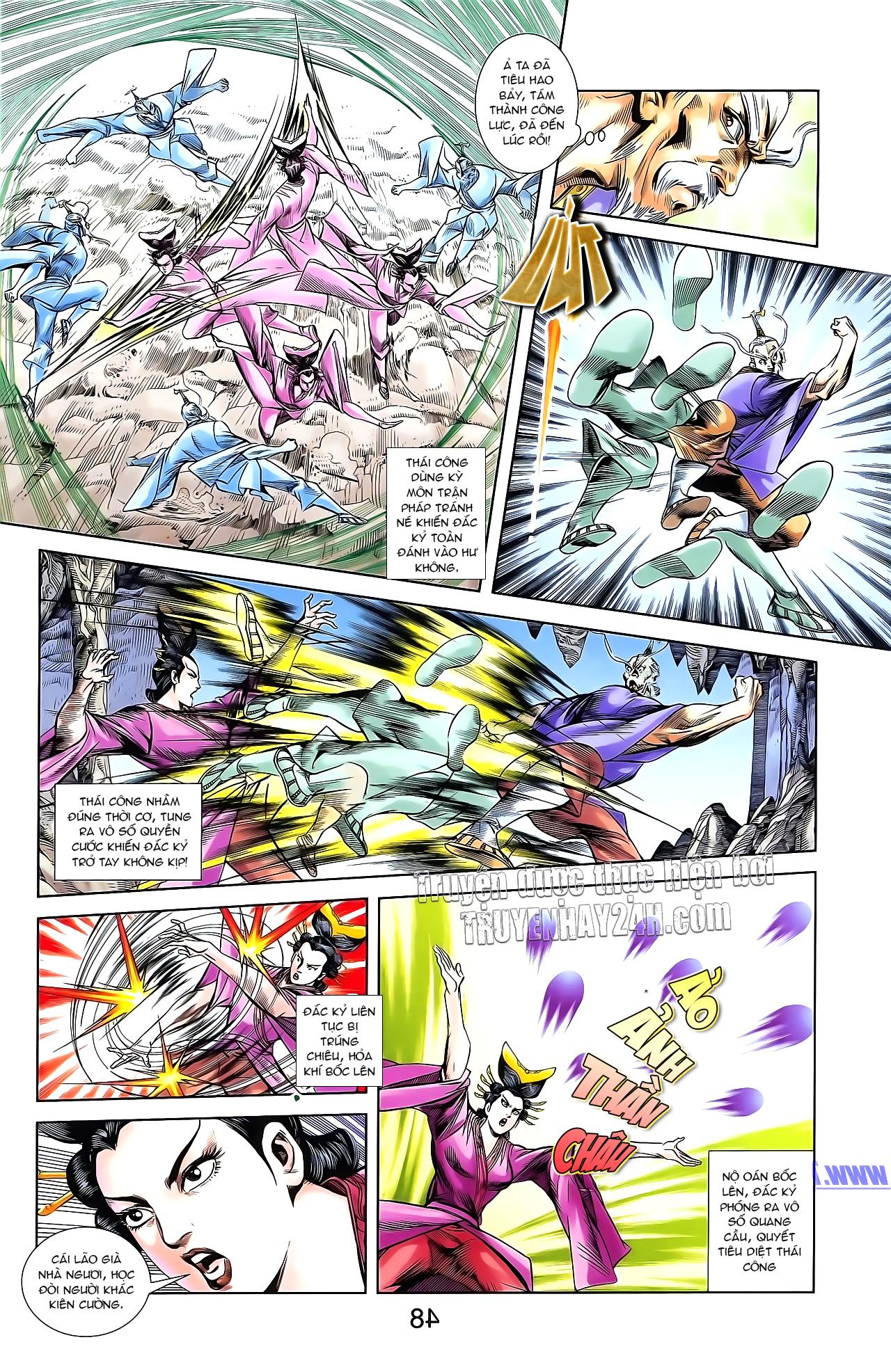 Cơ Phát Khai Chu Bản chapter 162 trang 26