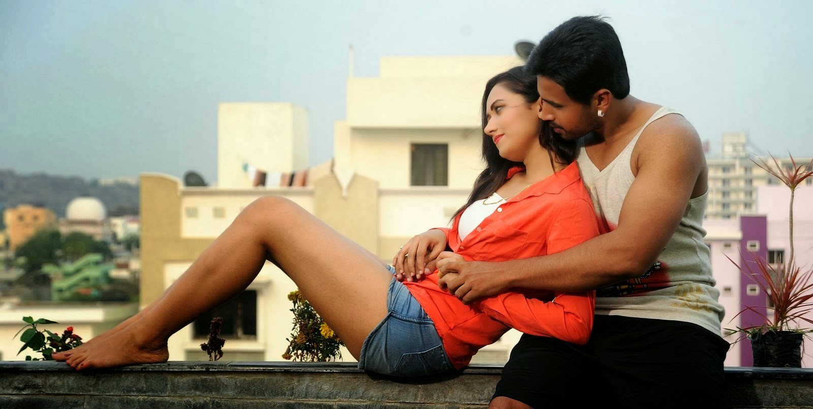 A Aa In Telugu: Aa Aiduguru Athade CM Telugu Movie Working Stills
