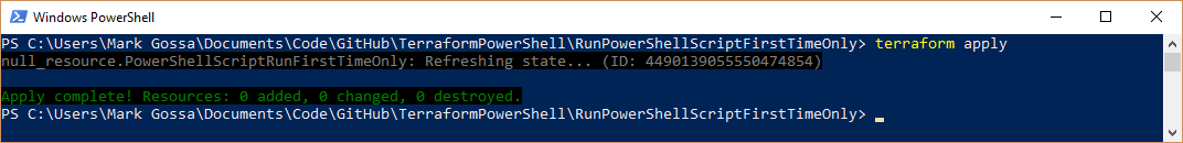 Technical Deep Dive: Run PowerShell from Terraform