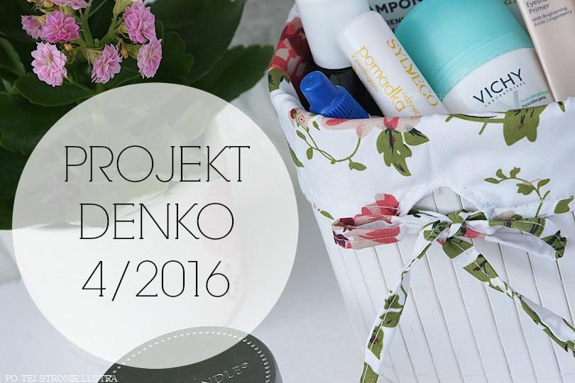 Projekt denko, czyli jakie kosmetyki wykończyłam w kwietniu?