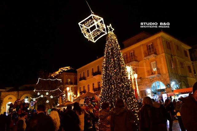 Δημοφιλής προορισμός το Ναύπλιο και τα Χριστούγεννα