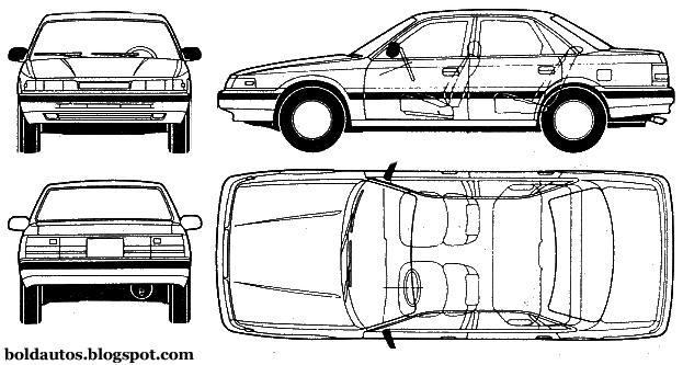 Bold Autos: Mazda Cronos