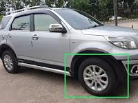 Harga Dan Fisik : Velg Daihatsu Terios 2013 Adventure